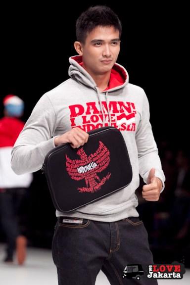 Daniel Mananta_Damn! I Love Indonesia_Indonesia Fashion Week 2013_JCC Senayan_Jakarta