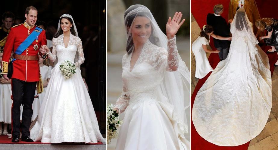 Casamento de princesa: Kate Middleton