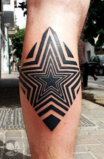 star tattoos designs