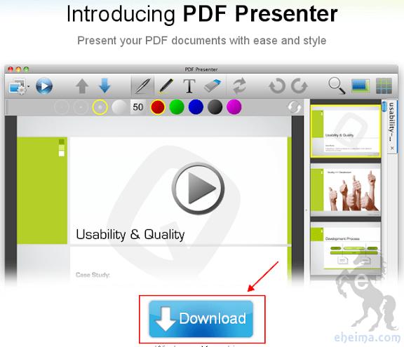 PDF Presenter簡報工具