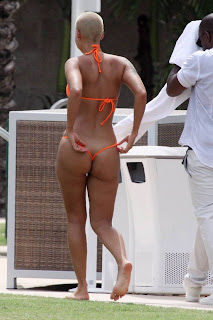busty topless beach