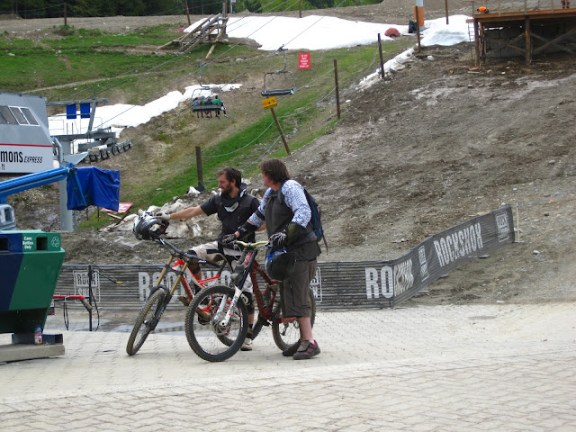 Whistler Mountain Bike Park, BC