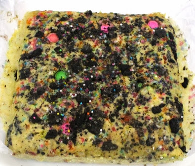 Candy Blondies Recipe | Easy Sweet Treats with leftover candy