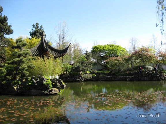 One of the great things to do in Vancouver: Dr Sun Yat Sen Garden, Vancouver