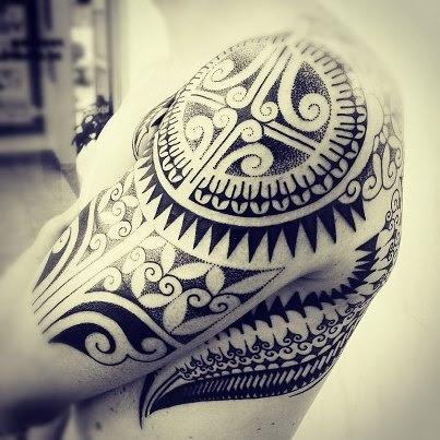 tattoo for men on arm design