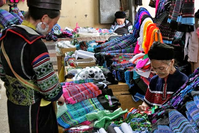 shopping in sapa, what to do in sapa, things to know before you go sapa