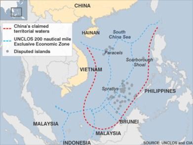 China claims to South China Sea