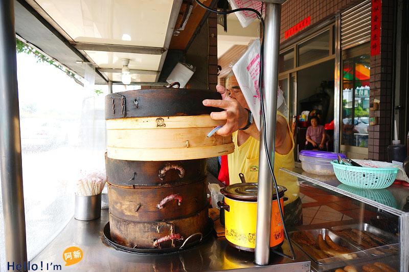 霧峰美食小吃,中南排骨酥麵-3