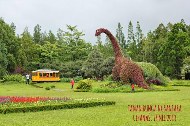 Wara Wiri Taman Bunga