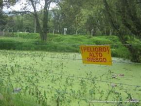 Peligro Alto riesgo, Humedal del San Viator