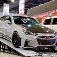 Atoy Customs Hyundai Genesis Coupe M&S Hyper G Rocket Bunny