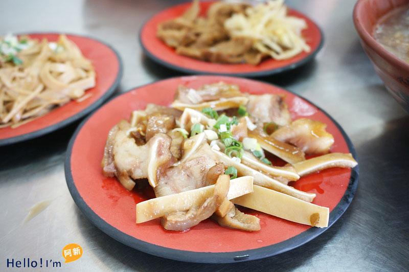 霧峰美食小吃,中南排骨酥麵-9
