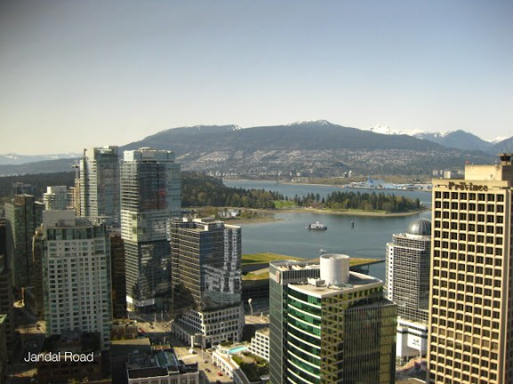 One of the great things to do in Vancouver: Harbour Centre Vancouver
