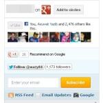 Tutorial Memasang Easy Mashable Social Bar Di WordPress