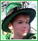 Leprechaun ST. Patrick's Day