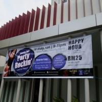 Hard Rock Hotel Penang Party Rockin Sand Bar Launch