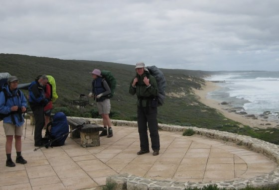 Willyabrup Cliffs Lookout Platform - Cape to Cape Track