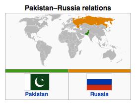 Pakistan - Russia Relations