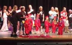 Little Lancers hold their graduation ceremony