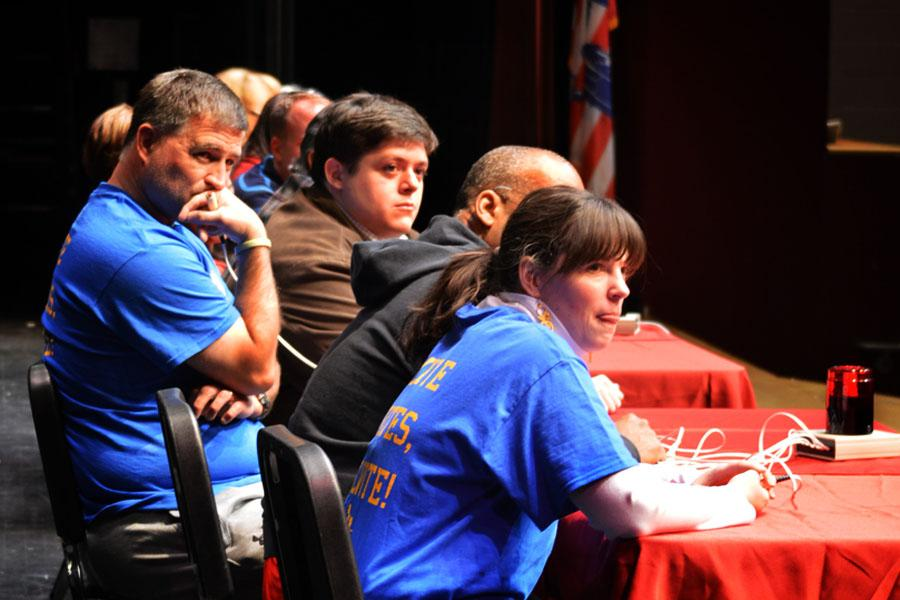 Linganore hosts MDJCL at Certamen Saturnalium: Photo of the Day 12-15-14