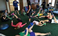 Sport medicine works out at 368 Athletics: Photo of the Day 12/10/2014