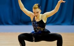 Duda travels the globe in baton twirling competition
