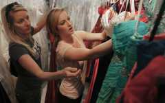 Have we reached the point where prom dress pre-approval is necessary?