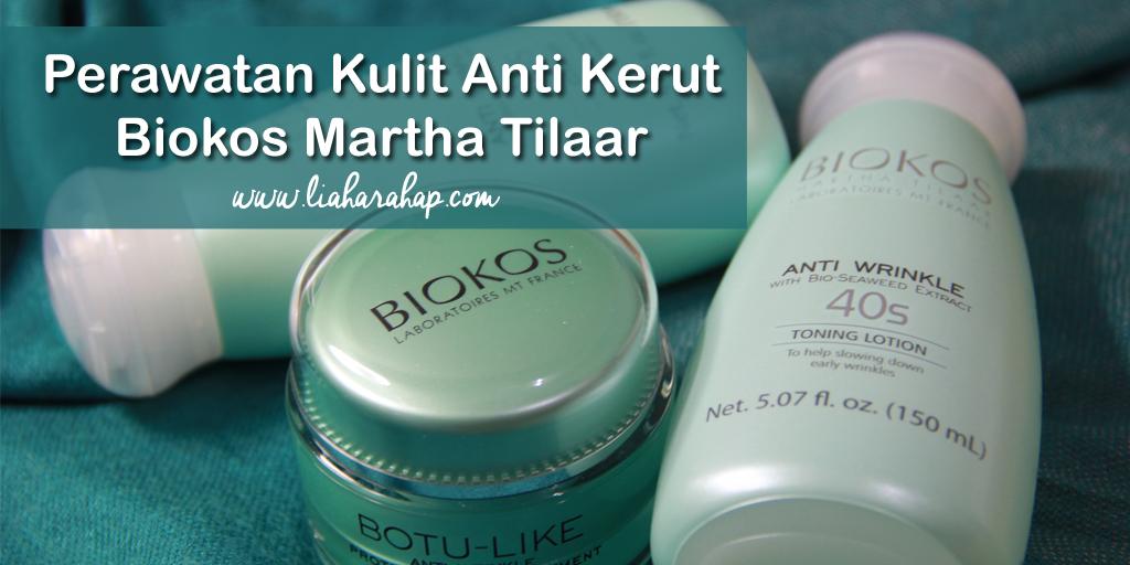 Perawatan Kulit Anti Kerut dari Biokos Martha Tilaar