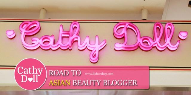 Asian Beauty Blogger Cathy Doll