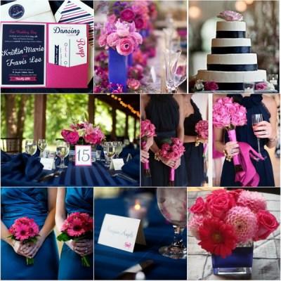 TRENDING NAVY BLUE WEDDING IDEAS FOR FALL 2014 ...