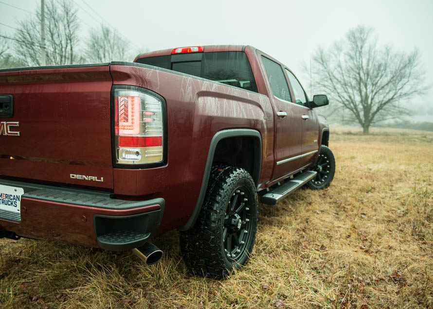 GMC Sierra 1500  Side Steps and Running Boards Overview   AmericanTrucks American Muscle