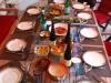 Libanese Mezze tafel