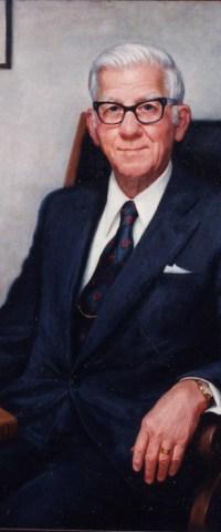 Dr. Altemeier Painting