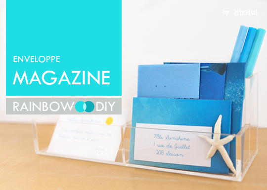 201307-RAINBOWDIY-ENVELOPPE-MAGAZINE-by-libelul