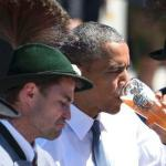 Why Is Barack Obama Drinking Beer At 11am?