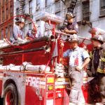 Steve Buscemi Was a Firefighter Before Actor, Quietly Returned to Engine No. 55 After 9/11 To Work 12 Hour Shifts Sifting Through Debris