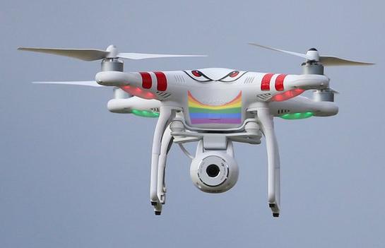 gay drone