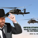 Texans Organize 'Minutemen Troop Training' Counterstrike To Stop Obama's Jade Helm Invasion of Gay Marriage and Liberal Darkness