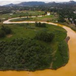 Obama Floods Colorado's Animas River with Homosexual Chemtrail Orange