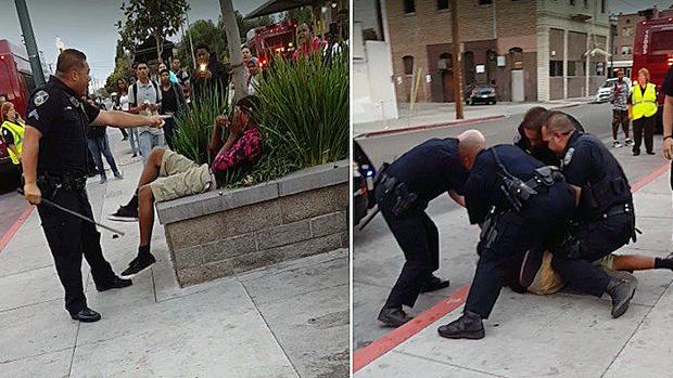 Stockton-police