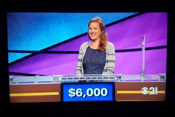Jeopardy Contestant Correctly Identifies a Liberal Man as a 'Pansy'