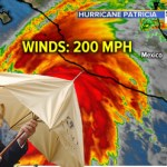 Donald Trump Unleashes Fiercest Hurricane Ever Upon Mexico, Thousands Forced to Flee