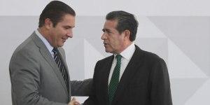 Diódoro y Rafael Moreno