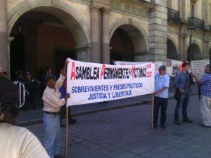 Advierte Limedh sobre violencia desbordada en Oaxaca
