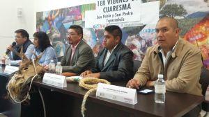 Anuncia festival del 1er. viernes de cuaresma en Teposcolula.