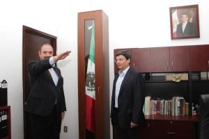 Jorge Vilar Llorens- nuevo titular de la CGEMSySCyT