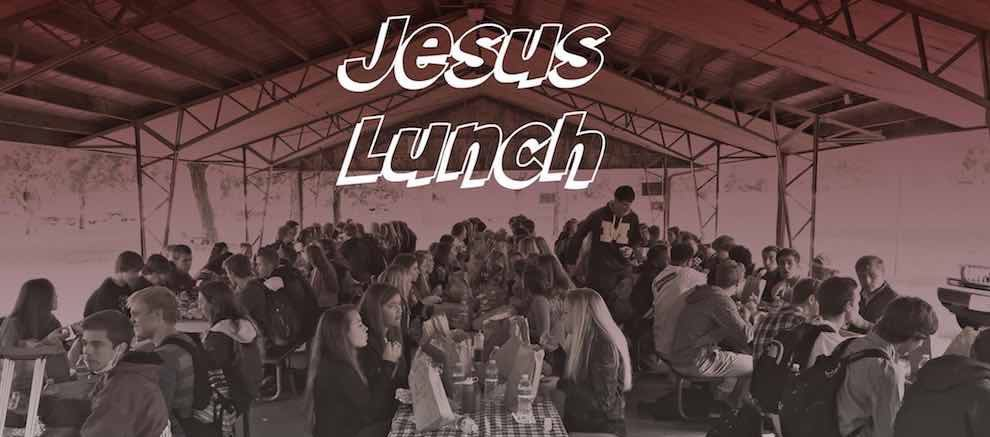 High School Goes Nuts Over Off-Campus Christian Lunch Group