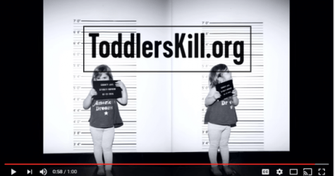 Gun Prohibitionists Exploit Toddlers in New Gun Control Campaign