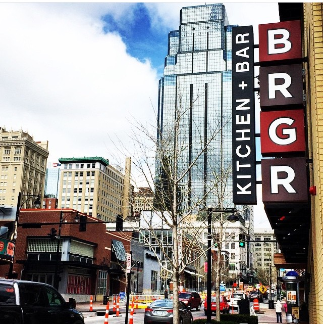 BRGR downtown KC
