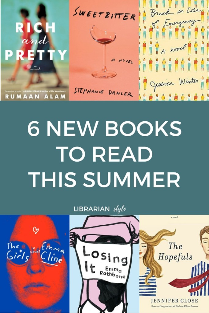 6 new books to read this summer